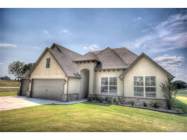 12906 N 41st East Avenue, Skiatook, OK 74070 (MLS #1801681) :: Hopper Group at RE/MAX Results