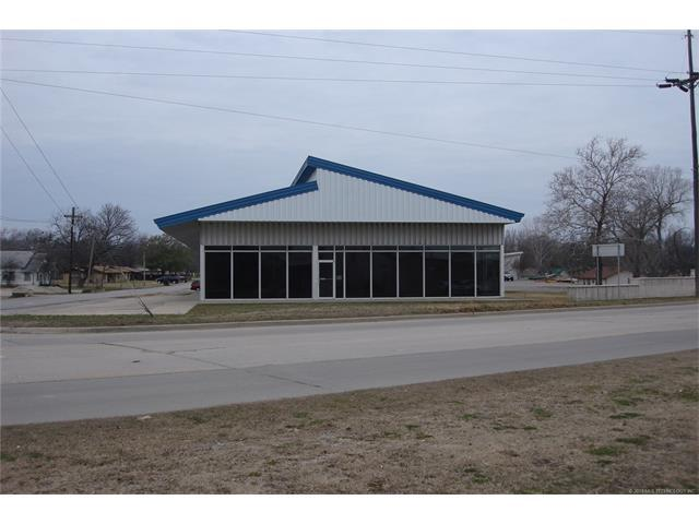 201 N 1st Street, Madill, OK 73446 (MLS #1801785) :: The Boone Hupp Group at Keller Williams Realty Preferred