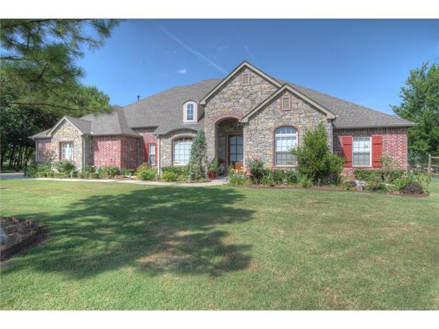 18902 Chickadee Court, Owasso, OK 74055 (MLS #1802202) :: Hopper Group at RE/MAX Results