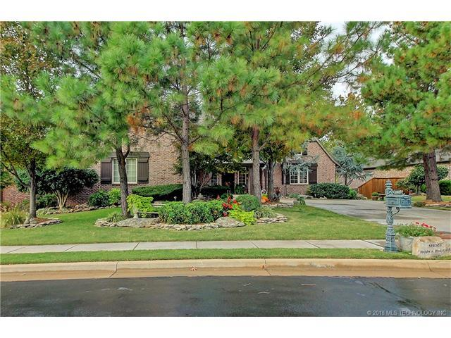 10368 S 92nd East Avenue, Bixby, OK 74133 (MLS #1802224) :: Hopper Group at RE/MAX Results