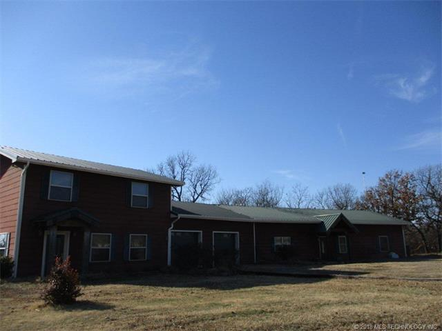 16540 E Ranch Land Road E, Skiatook, OK 74070 (MLS #1802229) :: Hopper Group at RE/MAX Results