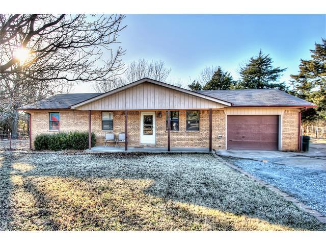 1508 E Old Keystone Road, Cleveland, OK 74020 (MLS #1802280) :: Hopper Group at RE/MAX Results