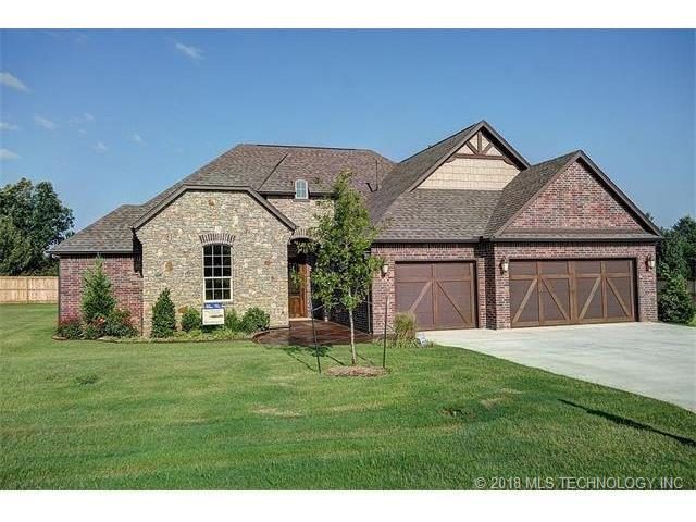 9098 S 234th East Avenue, Broken Arrow, OK 74014 (MLS #1802382) :: Hopper Group at RE/MAX Results
