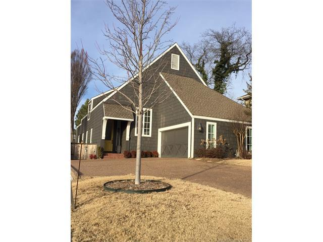 2115 E 24th Street, Tulsa, OK 74114 (MLS #1802402) :: Hopper Group at RE/MAX Results