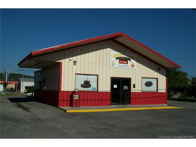 313 N Front Street, Eufaula, OK 74432 (MLS #1802580) :: The Boone Hupp Group at Keller Williams Realty Preferred