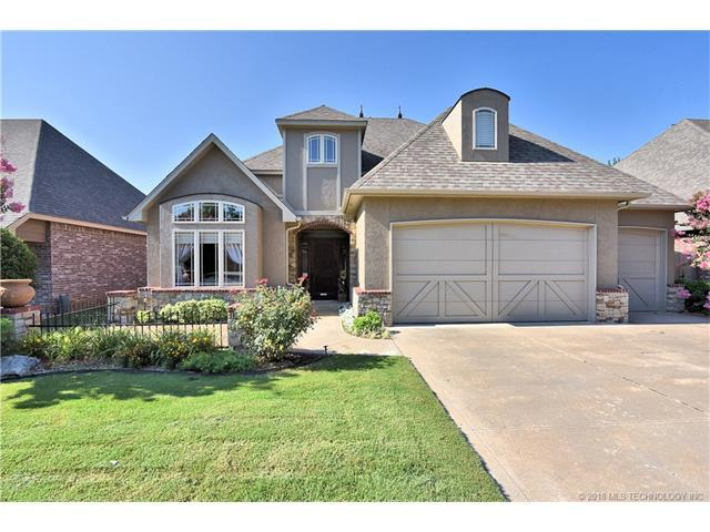 2410 E 139th Street S, Bixby, OK 74008 (MLS #1802910) :: Brian Frere Home Team