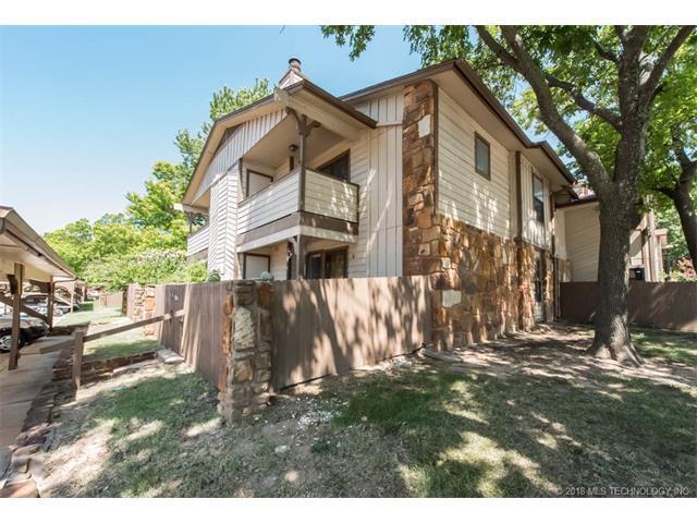 6522 S Memorial Drive 19A, Tulsa, OK 74133 (MLS #1803263) :: The Boone Hupp Group at Keller Williams Realty Preferred