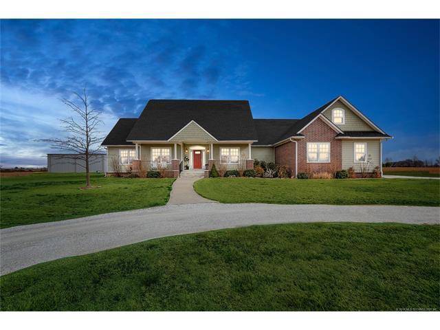 23834 S Hwy 2, Vinita, OK 74301 (MLS #1803449) :: The Boone Hupp Group at Keller Williams Realty Preferred