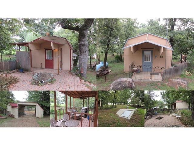 427702 E 1145 Road, Porum, OK 74455 (MLS #1803506) :: Hopper Group at RE/MAX Results