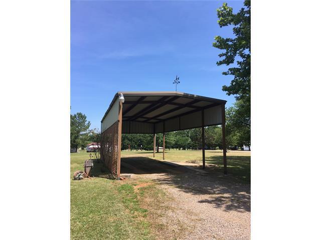 4165 Deer Trail, Kingston, OK 73439 (MLS #1803573) :: The Boone Hupp Group at Keller Williams Realty Preferred