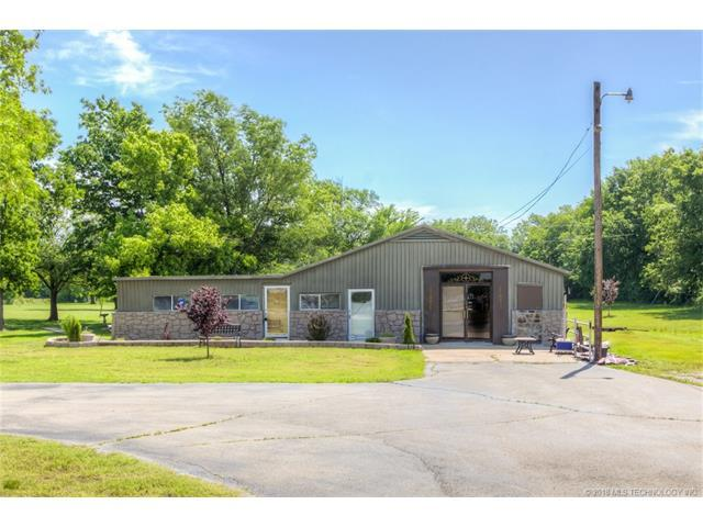1720 N Osage Avenue, Dewey, OK 74029 (MLS #1803659) :: The Boone Hupp Group at Keller Williams Realty Preferred