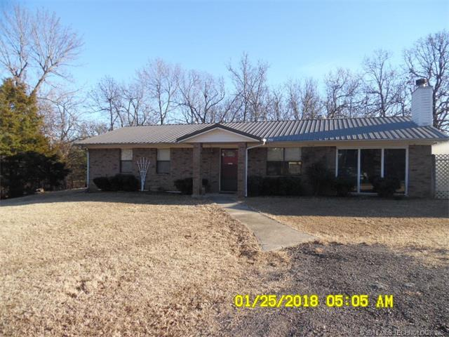 375 W Brooken Mt Road, Stigler, OK 74462 (MLS #1803688) :: The Boone Hupp Group at Keller Williams Realty Preferred