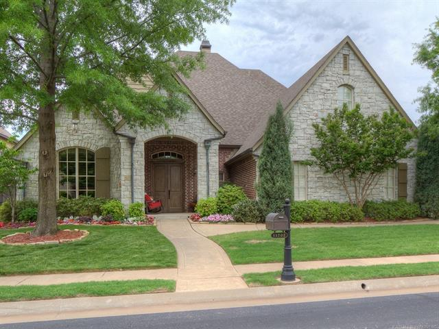 11702 S Quebec Avenue, Tulsa, OK 74134 (MLS #1803756) :: Brian Frere Home Team