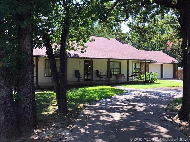 61 S Texoma Road, Mead, OK 73449 (MLS #1803824) :: Brian Frere Home Team