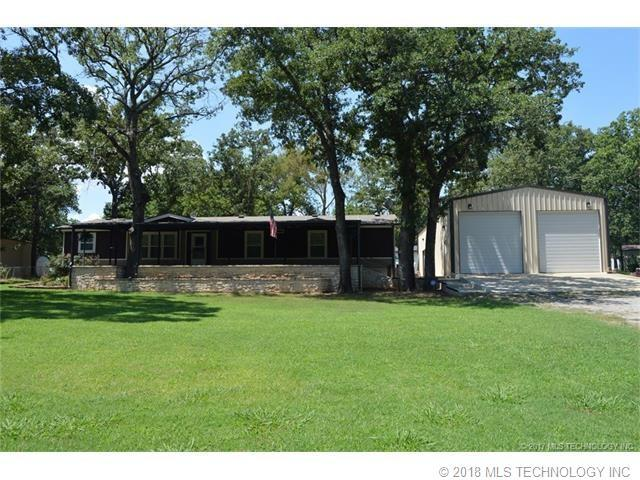 4393 Lookout Drive, Kingston, OK 73439 (MLS #1803867) :: The Boone Hupp Group at Keller Williams Realty Preferred
