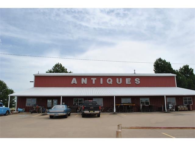 2001 S Hwy 69 Highway, Wagoner, OK 74467 (MLS #1804001) :: Hopper Group at RE/MAX Results
