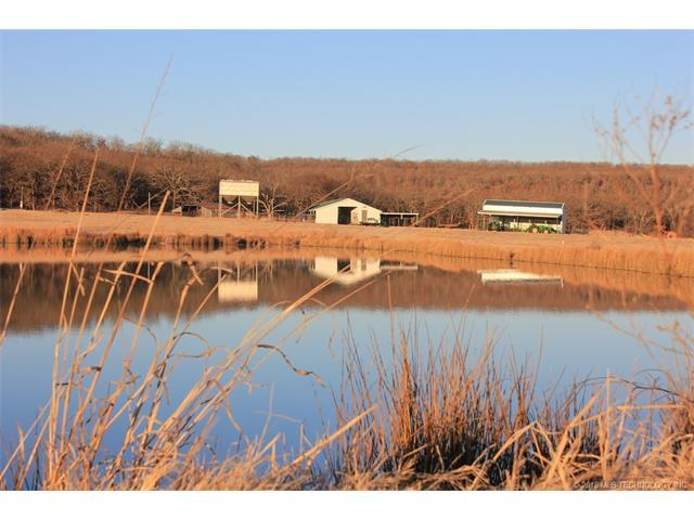 Weleetka, OK 74880 :: The Boone Hupp Group at Keller Williams Realty Preferred