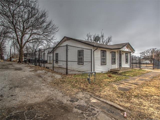 815 N Peoria Avenue, Tulsa, OK 74106 (MLS #1804274) :: Hopper Group at RE/MAX Results