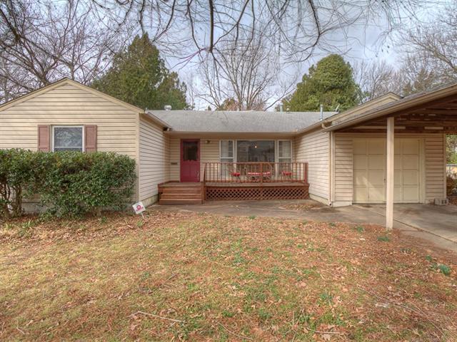 511 Honor Heights Drive, Muskogee, OK 74401 (MLS #1804528) :: Brian Frere Home Team