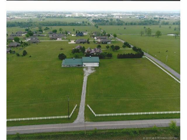63990 E 300 Road, Grove, OK 74344 (MLS #1804597) :: The Boone Hupp Group at Keller Williams Realty Preferred