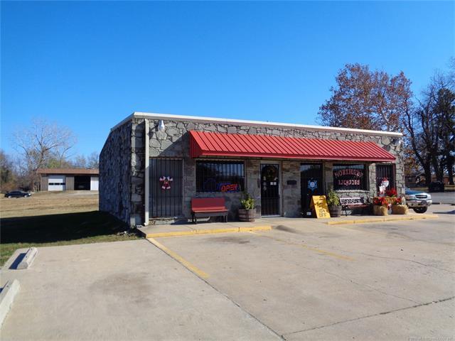 600 N Main Street, Eufaula, OK 74432 (MLS #1804652) :: The Boone Hupp Group at Keller Williams Realty Preferred