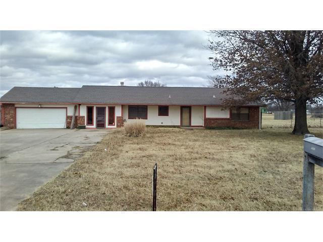 14629 S 330 Avenue, Coweta, OK 74429 (MLS #1804707) :: The Boone Hupp Group at Keller Williams Realty Preferred