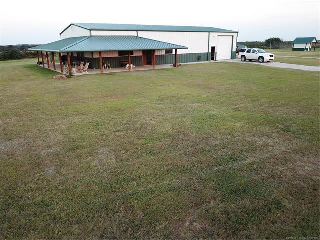 342399 E 4100 Road, Pawnee, OK 74058 (MLS #1804843) :: The Boone Hupp Group at Keller Williams Realty Preferred