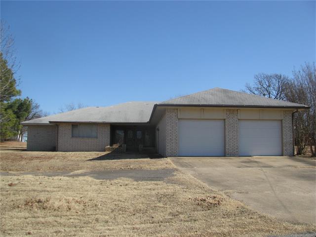 109431 S 4158 Road S, Checotah, OK 74426 (MLS #1804860) :: Brian Frere Home Team