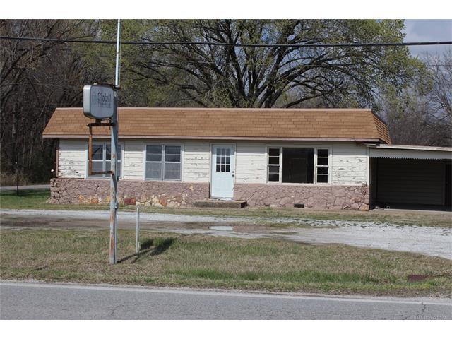 594 W Ketchum Avenue, Ketchum, OK 74349 (MLS #1804911) :: Hopper Group at RE/MAX Results