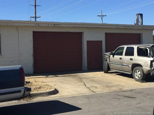 528 E Hobson Avenue, Sapulpa, OK 74066 (MLS #1804933) :: The Boone Hupp Group at Keller Williams Realty Preferred
