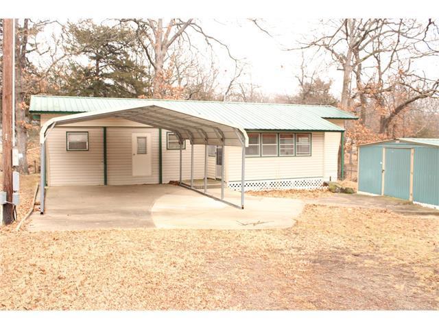 Lot 14 S 4156 Road, Eufaula, OK 74432 (MLS #1804961) :: The Boone Hupp Group at Keller Williams Realty Preferred
