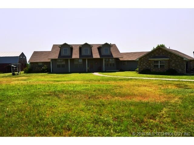 770696 S 351 Road, Cushing, OK 74023 (MLS #1804962) :: The Boone Hupp Group at Keller Williams Realty Preferred