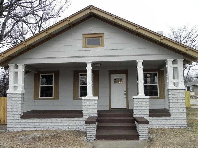 1301 N Main Street, Tulsa, OK 74106 (MLS #1805003) :: 918HomeTeam - KW Realty Preferred