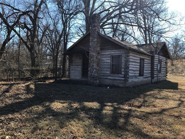 24584 E 570 Road, Colcord, OK 74338 (MLS #1805193) :: The Boone Hupp Group at Keller Williams Realty Preferred