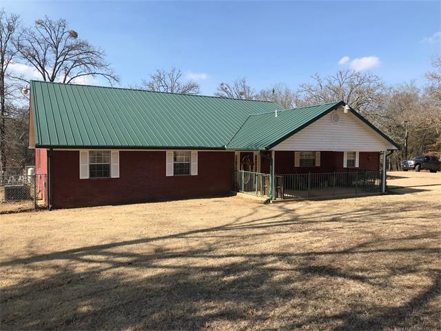 6393 S Russell Road, Milburn, OK 73450 (MLS #1805280) :: Brian Frere Home Team