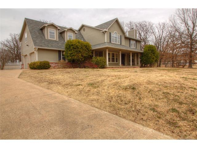 16427 W 58th Street S, Sand Springs, OK 74063 (MLS #1805315) :: The Boone Hupp Group at Keller Williams Realty Preferred