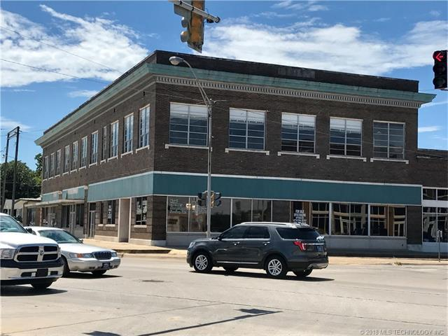 110 S 1st Street, Madill, OK 73446 (MLS #1805438) :: The Boone Hupp Group at Keller Williams Realty Preferred