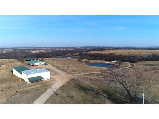 112150 N 3700 Road, Okemah, OK 74859 (MLS #1805473) :: The Boone Hupp Group at Keller Williams Realty Preferred