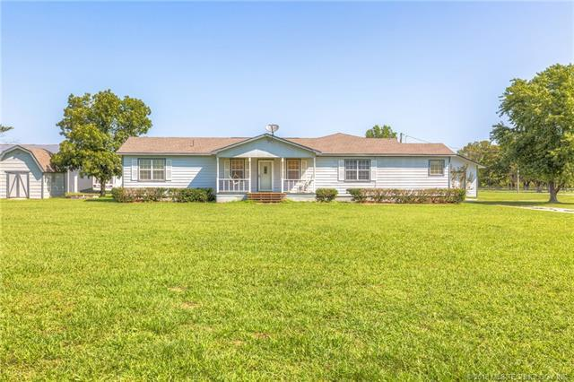 21452 S 315 Avenue E, Coweta, OK 74429 (MLS #1805598) :: The Boone Hupp Group at Keller Williams Realty Preferred