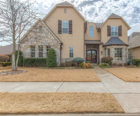 4206 E 117th Place, Tulsa, OK 74137 (MLS #1805679) :: The Boone Hupp Group at Keller Williams Realty Preferred