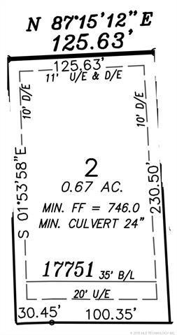 17751 Anthem Ridge Road, Owasso, OK 74055 (MLS #1805753) :: Brian Frere Home Team