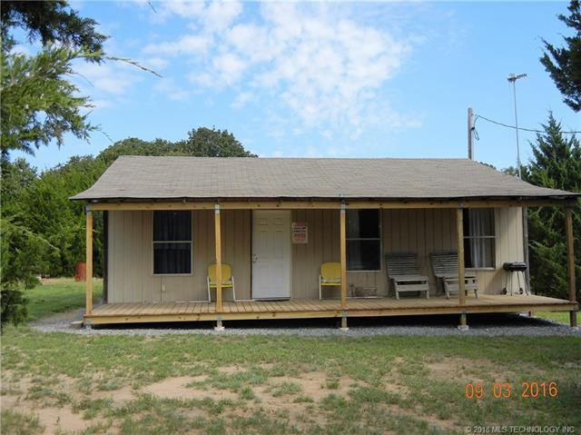 4832 Eagle Lane, Kingston, OK 73439 (MLS #1805766) :: Hopper Group at RE/MAX Results