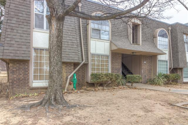 6818 S Toledo Avenue #418, Tulsa, OK 74136 (MLS #1805783) :: Hopper Group at RE/MAX Results