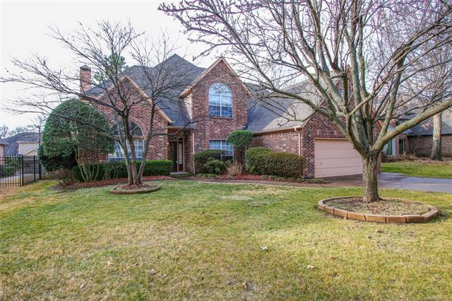 4614 E 93rd Place, Tulsa, OK 74137 (MLS #1805788) :: 918HomeTeam - KW Realty Preferred
