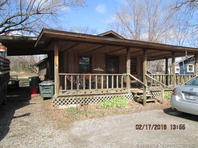 506 E Hazen Lane, Fort Gibson, OK 74434 (MLS #1805941) :: The Boone Hupp Group at Keller Williams Realty Preferred