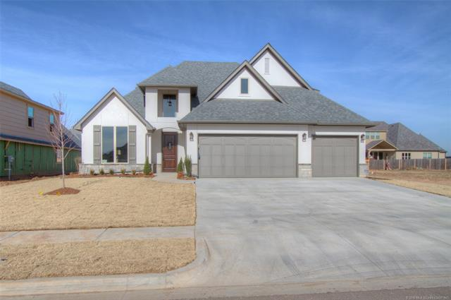 12229 S 105th Avenue E, Bixby, OK 74037 (MLS #1805953) :: Brian Frere Home Team
