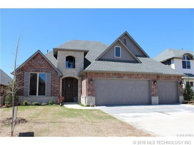 12142 S 105th Avenue E, Bixby, OK 74037 (MLS #1805955) :: Brian Frere Home Team