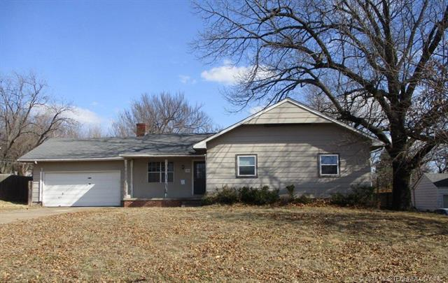 1217 N Main Street, Sand Springs, OK 74063 (MLS #1805978) :: The Boone Hupp Group at Keller Williams Realty Preferred