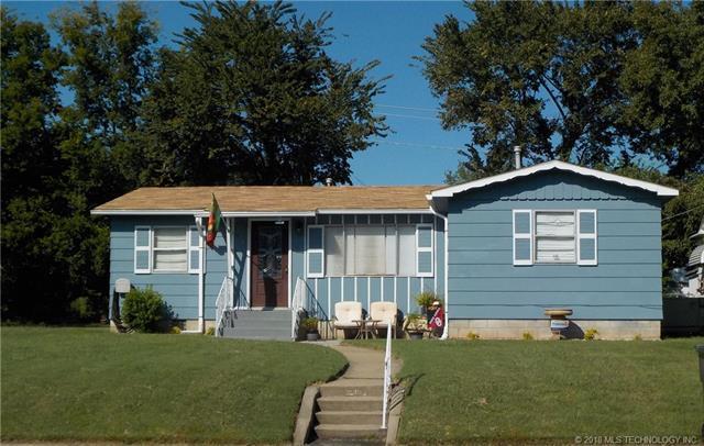 1518 Baltimore Street, Muskogee, OK 74403 (MLS #1806072) :: The Boone Hupp Group at Keller Williams Realty Preferred