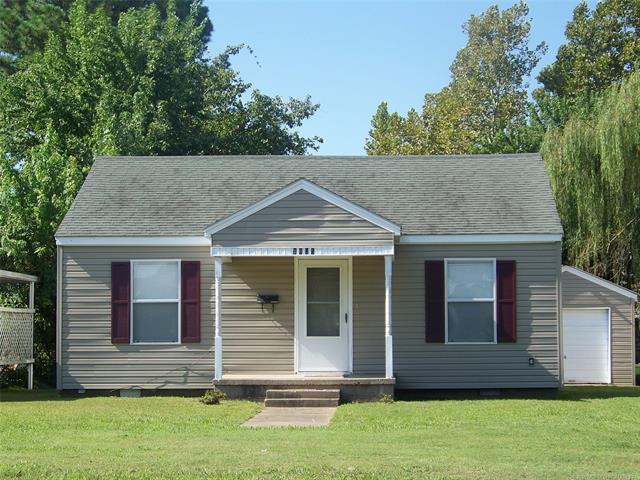 1805 Chandler Road, Muskogee, OK 74403 (MLS #1806135) :: The Boone Hupp Group at Keller Williams Realty Preferred